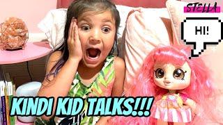 KINDI KIDS Donatina comes to Life!!!