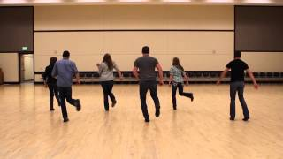 BYU-Idaho line dance: Watermelon Crawl