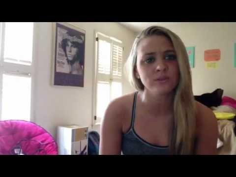 Buzzkill by Luke Bryan (Cover by Kelsey Baker)