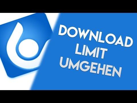 Uploaded.net - Downloadlimit UMGEHEN