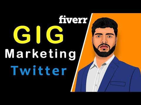 Fiverr Gig Marketing Bangla Tutorial | Twitter Marketing | Quick Team