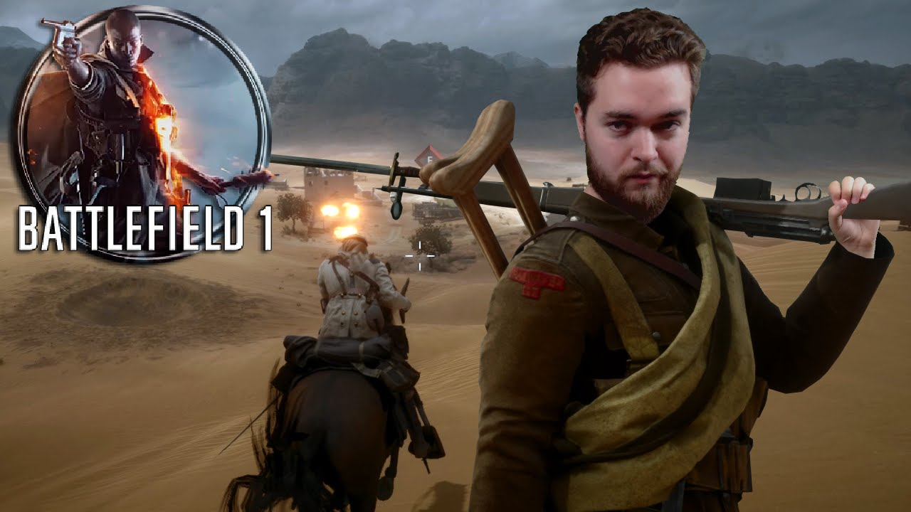 Hunting Battlefield Moments! BF1 Open Beta
