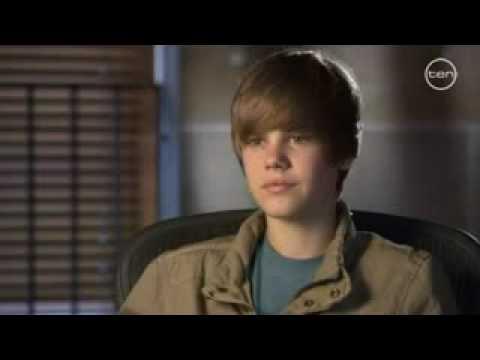 Download Justin Bieber Interview 2010