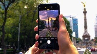 CÁMARA del iPHONE XS MAX - Impresionante