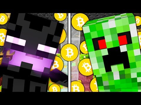 BITCOIN IN MINECRAFT