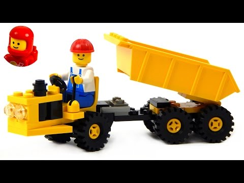 Lego Town 6532 Diesel Dumper Lego Speed Build