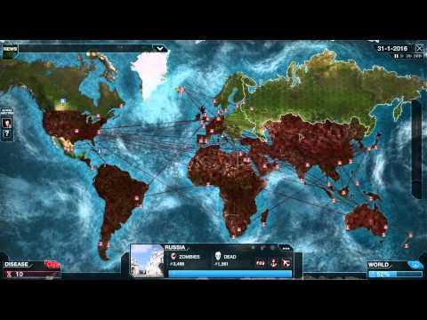 PLAGUE INC EVOLVED | NECROA VIRUS | PC/STEAM