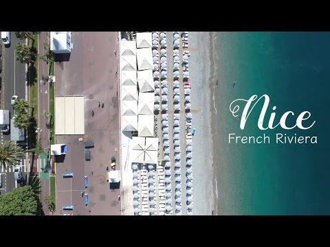 Travelling in Nice Vlog (Côte d'Azur) - 4K