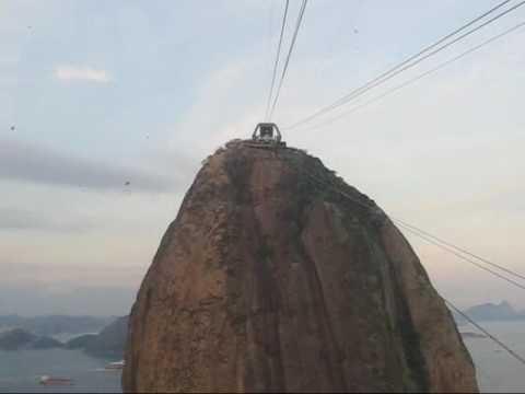 Cable car to Sugar Loaf, Rio De Janeiro
