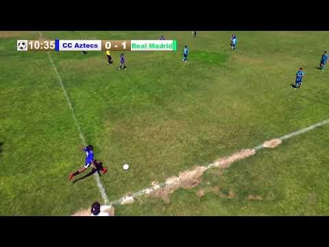 CC Aztecs Girls vs Real Madrid Boys Full Match May 19th, 2018