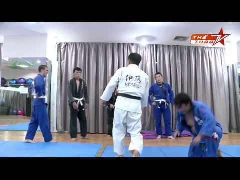 ThethaoTV - Tìm hiểu về môn võ Brazilian Jiu-Jitsu, nhu thuật Brazil