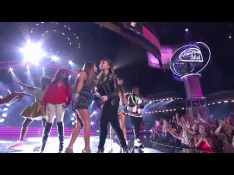 Demi Lovato - Really Don t Care & Neon Lights - Live on Idol