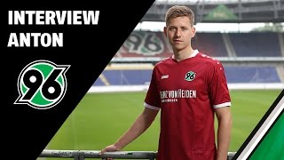 Interview Anton   Hannover 96