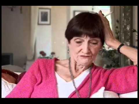 June Brown at the Tom Cribb