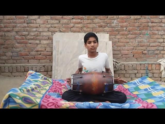 12 year dholak master