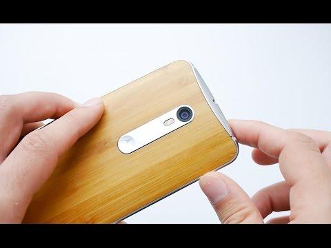 Обзор Motorola Moto X Style (Pure Edition): распаковка, внешний вид, звук и экран