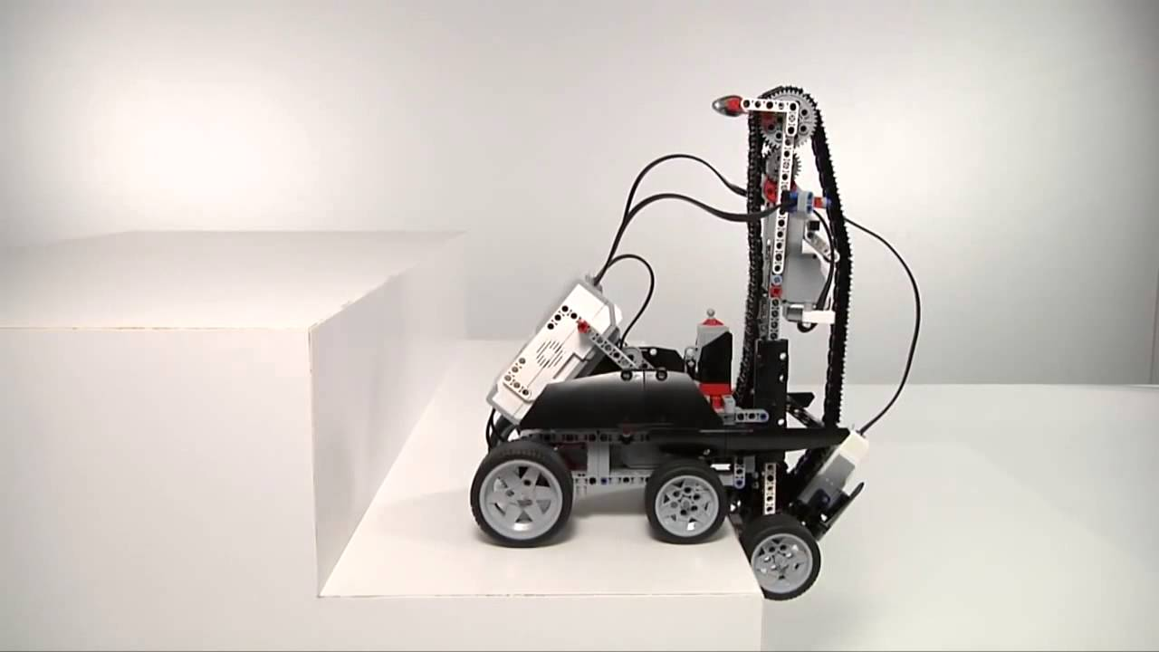 LEGO® MINDSTORMS® Education EV3 Stair Climber - YouTube