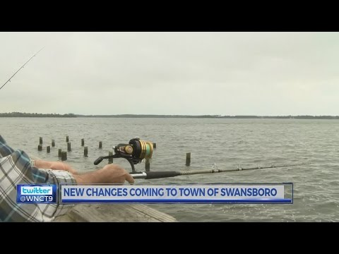 New Fishing Pier In The Works For Swansboro