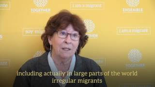 UN SRSG Louise Arbour - Why do we need a campaign to fight xenophobia?