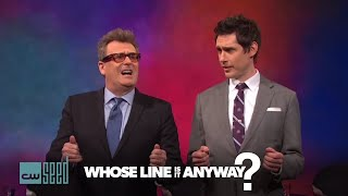Whose Line Is It Anyway?   Best of...Airplane   CW Seed