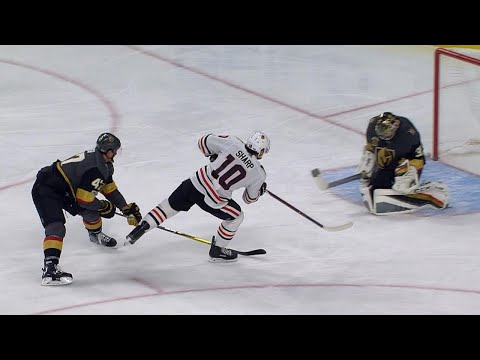 10/24/17 Condensed Game: Blackhawks @ Golden Knights