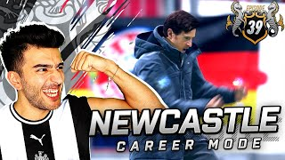 CUP FINAL & LAST CHANCE AT REDEMPTION! - FIFA 19 NEWCASTLE UNITED CAREER MODE #39