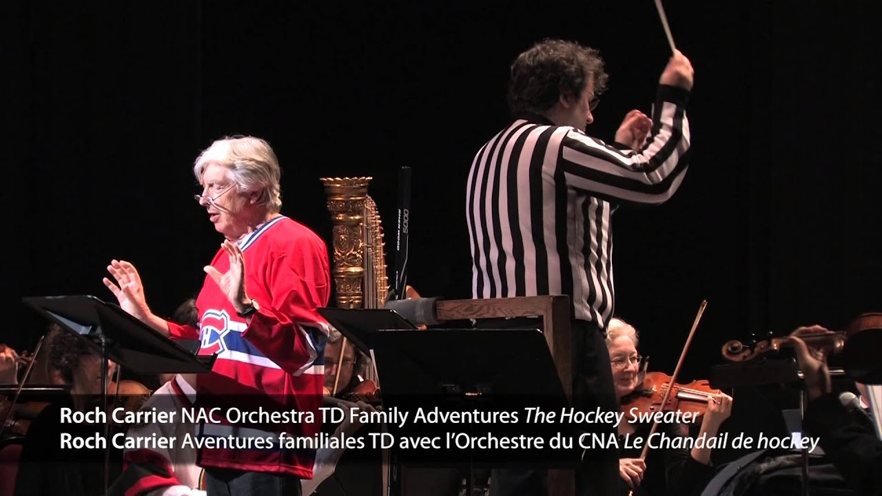 video: The Hockey Sweater Highlight Reel (2014)