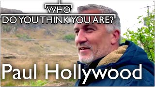 GBBO's Paul Hollywood Traces Family To West Scotland | Who Do You Think You Are