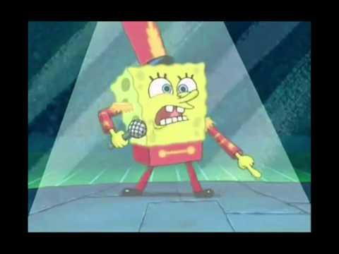 Spongebob sings TNT