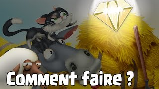 Comment claquer ses diamants ! Hay Day