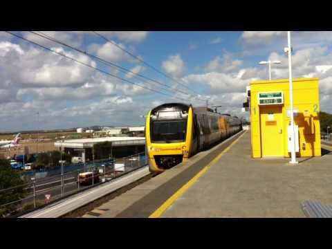 Air Train Brisbane