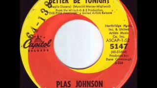 plas johnson - it had better be tonight (meglio stasera)