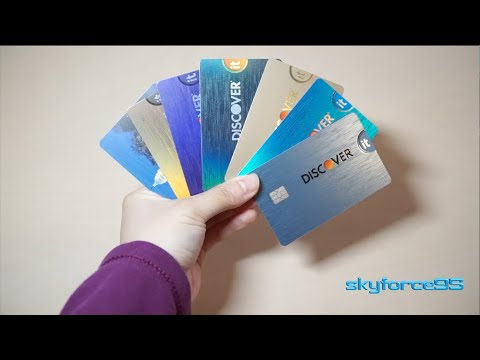 Discover It Credit Card Review: 5% (10% In Year 1) Cash Back Card