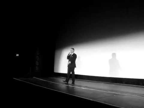 "Eddie Muller introduces ""The Aura""; Noir City Seattle, SIFF Egyptian (2/21/2017)"