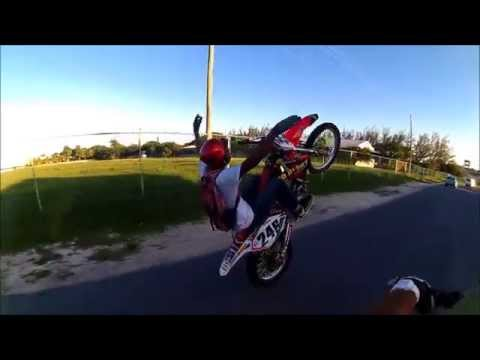 Welcome to BikeLife In Barbados ( Motocross 246 Sunday Funday 2015 ) Dir. By @LyteGeMoney