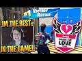 Mongraal Goes SAVAGE MODE in New Solo Love Event on Fortnite!