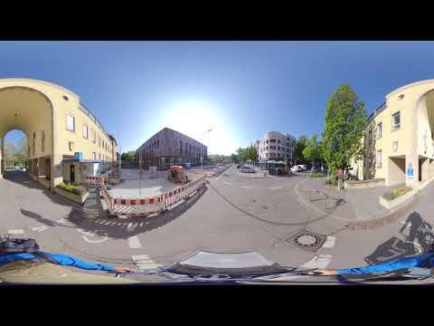 360-Grad Campus Tour | Uniklinik Freiburg