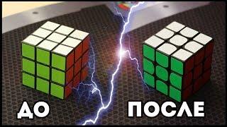 Как улучшить самый плохой кубик Рубика?