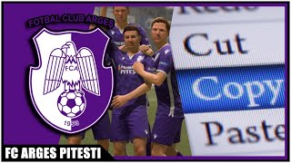 DOUA MECIURI COPY+PASTE IN EUROPA LEAGUE // Cariera cu FC Arges #17