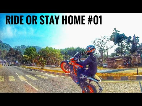 Ride or Stay Home #01 | 1 April 2018