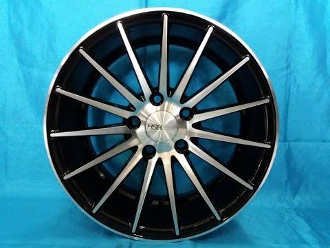 Vip Auto Style Jual Velg Racing Mobil Ring 17 Murah