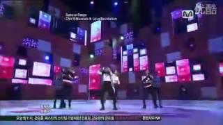 101222 Chic'6 Muscats(Crayon Pop SoYul pre-debut) - Love Revolution