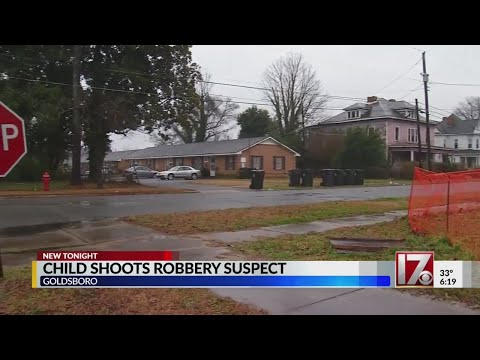 Child kills suspect after 73-year-old Goldsboro woman shot during robbery
