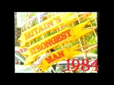 1984 Britain's Strongest Man.