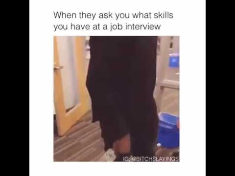 what skills do you bring to the job