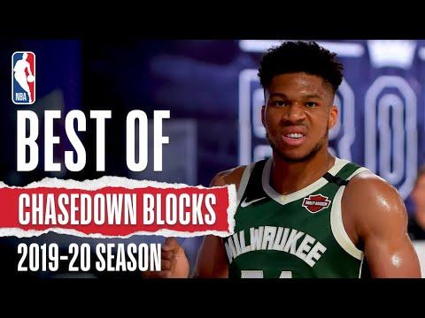 The BEST Chasedown Blocks | 2019-20 Season