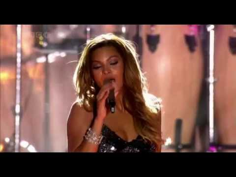 Beyonce - Irreplaceable  (Live HD)