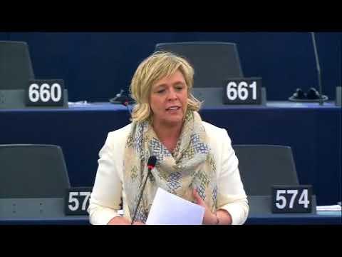 Hilde Vautmans 13 Mar 2018 plenary speech on Situation in Syria