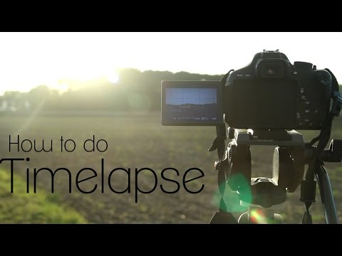How To Make Timelapse Videos | Video DSLR Tutorial