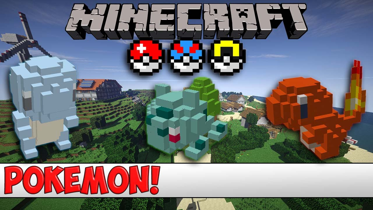 Pokemon | SpigotMC - High Performance Minecraft